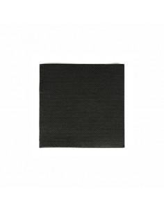Servilletas de papel color negro Punto 20 x 20 cm