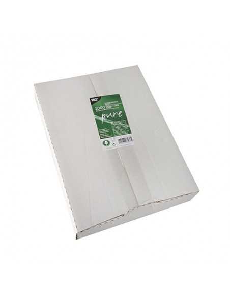 Papel para envolver crema pastelería 22 x 16 cm Pure