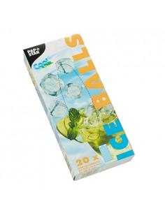 Bolsas para hacer cubitos de hielo cierre automático y de fácil liberación