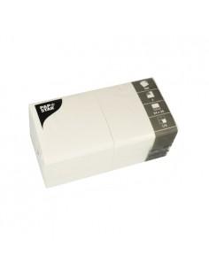 Servilletas papel blancas económicas 24 x 24 cm 3 capas