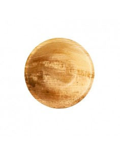 Boles hoja de palma redondos Pure Ø 13cm 200ml
