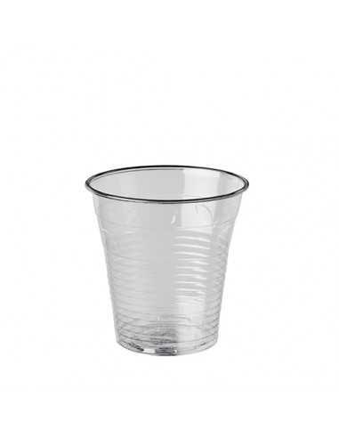 Vasos bioplástico transparentes PLA 150 ml Pure