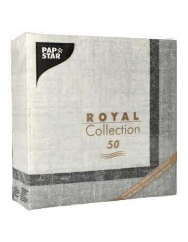 Servilletas de papel decoradas Royal...