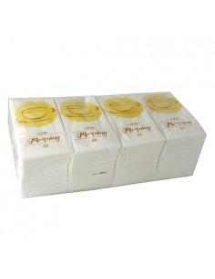 Servilletas de papel para desayuno 33 x 33 cm impresas Good Morning