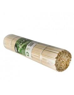 Pinchos madera de bambú para brochetas Ø 3mm-25cm Pure