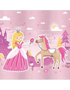 Servilletas papel para fiestas infantiles princesas 33 x 33 cm