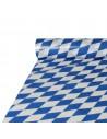 Rollo mantel de plástico ocktoberfest baviera azul 20 x 1 m