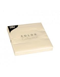 Servilletas de papel crema económicas 33 x 33cm