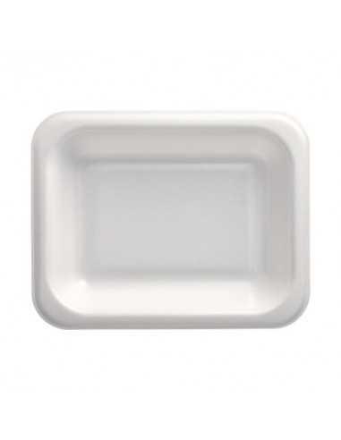 Bandejas para menú termosellables blancas XPS 900 ml