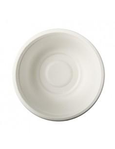 Boles redondos caña azúcar color blanco Pure Ø 15,5 cm 500ml