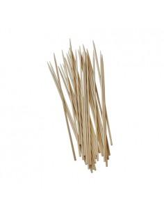 Pinchos brocheta de madera de Ø 3 mm x 20cm