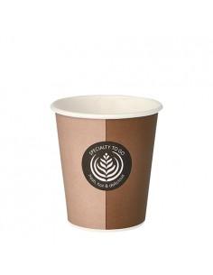 Vasos café para llevar cartón To Go decorados 200 ml