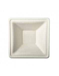 Boles caña azúcar cuadrados color blanco 350 ml Pure