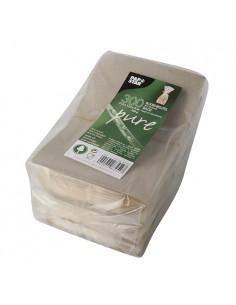 Bolsas pastelería biodegradables color transparente 17,3 x 11,5 cm