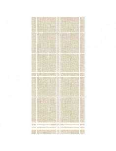 Servilletas papel decoradas cuadros beig Royal Collection Kitchen Craf 1/6