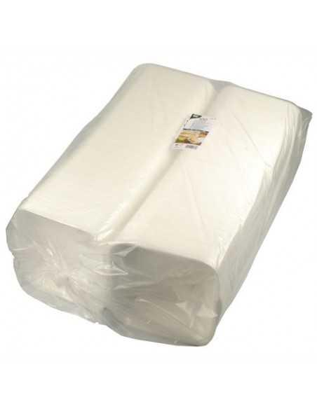 Cajas Hamburguesa Tapa Bisagra EPS Laminado Color Blanco 20 x 20cm XXL