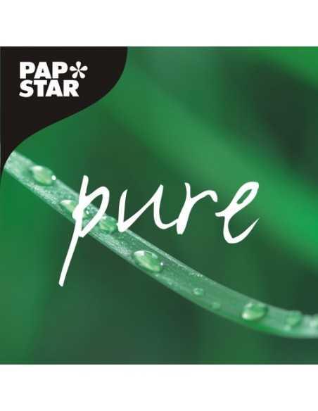 Vasos bioplástico transparente PLA 250 ml Pure