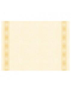 Mantelitos Individuales Papel Champan Soft Selection Plus 30 x 40 cm Gourmet