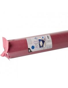 Mantel papel aspecto tela burdeos Soft Selection Plus 25 x 1,18 m