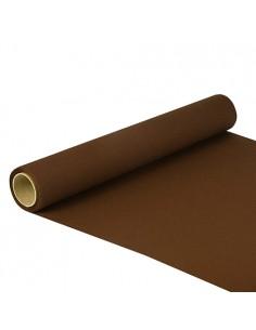 Camino de mesa papel color marrón 5 m x 40 cm Royal Collection