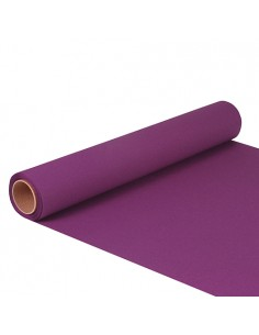 Camino de Mesa Royal Collection Color Morado 5 m x 40 cm