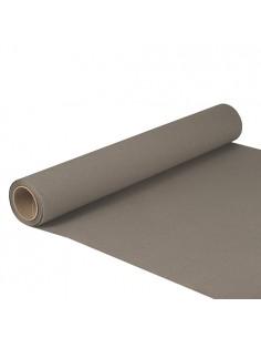 Camino de mesa papel color gris 5 m x 40 cm Royal Collection