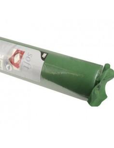 Mantel papel aspecto tela verde oscuro rollo 40 x 1,18 m Soft Selection