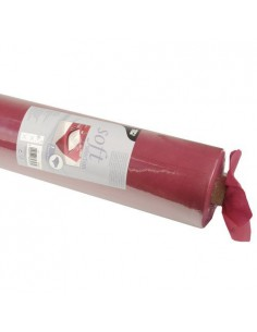 Mantel Aspecto Tela Soft Selection Burdeos 40 x 1,18 m
