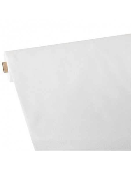 Mantel papel aspecto tela blanco Soft Selection Plus 25 x 1,18 m