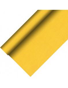 Mantel Aspecto Tela PV Tisú Mix Royal Collection Plus Amarillo 20 x 1,18 m