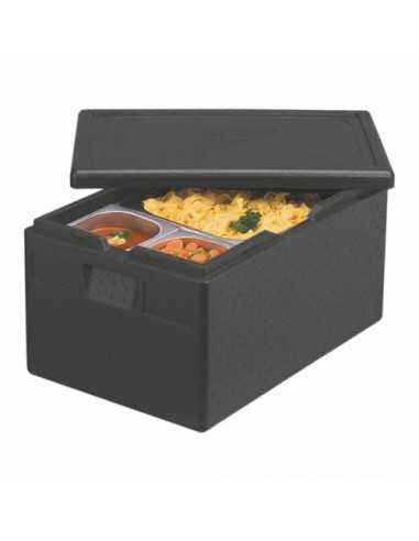 Caja Isotérmica Gastro-Norm Color Negro 46l