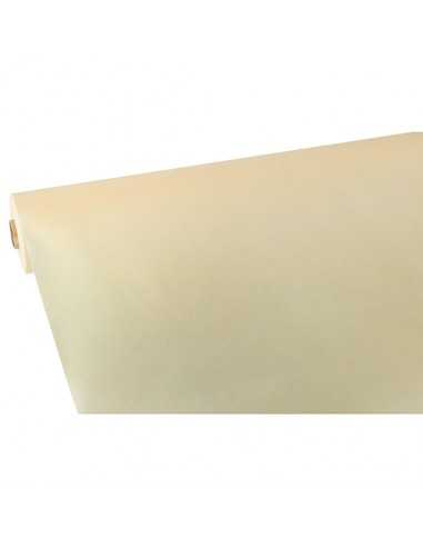 Mantel papel aspecto tela color crema rollo 40 x 1,18 m Soft Selection
