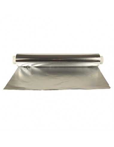 Papel aluminio para cocinas profesional de 150 m x 45 cm