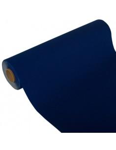 Camino de Mesa Papel Tisú Royal Collection Azul Oscuro 24 m x 40 cm