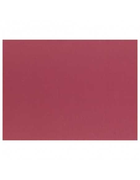 100 Mantelitos Individuales de Papel Color Burdeos 30 x 40cm