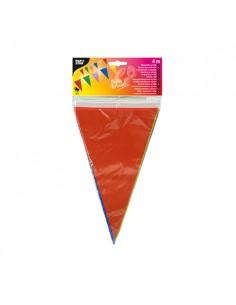 Cadena Banderines Plástico...