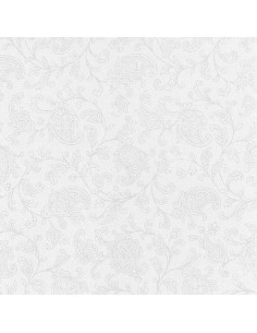 Servilletas papel decoradas Royal Collection color blanco 48 x 48 cm Ornaments