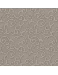 20 Servilletas Royal Collection Color Gris 40 x 40cm Casali