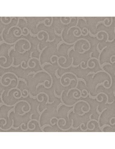 Servilletas papel decoradas 40 x 40 cm Royal Collection gris Casali