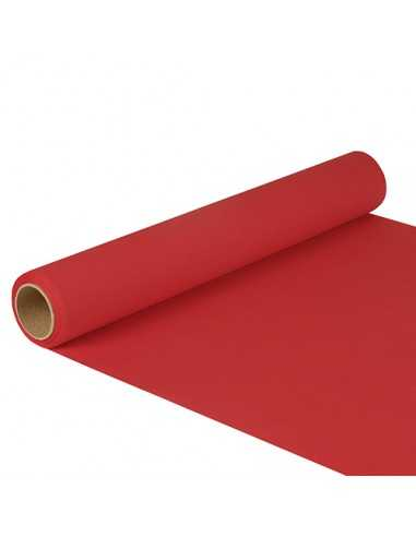 Camino de Mesa Royal Collection Color Rojo 5 m x 40 cm