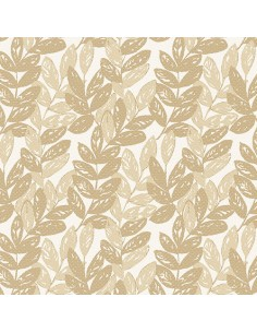 50 Servilletas 40 x 40 cm Color Arena Royal Collection Nature