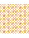 """30 Servilletas Papel Decoradas 33 x 33cm Naranja """"Graphic"""""""