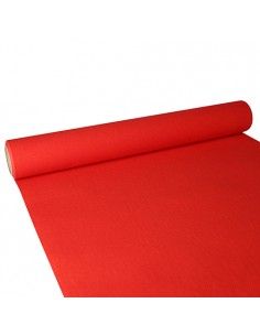 Camino de Mesa Color Rojo Royal Collection 3 m x 40 cm