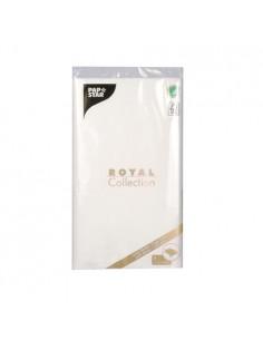 Mantel de papel individual champan 120 x 180 cm Royal Collection