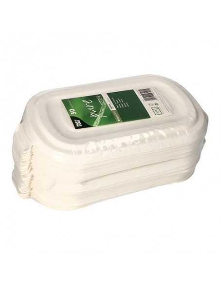 Tapas envase caña de azúcar compostable Pure 750ml