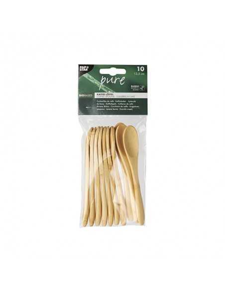 Cubiertos biodegradables Pure