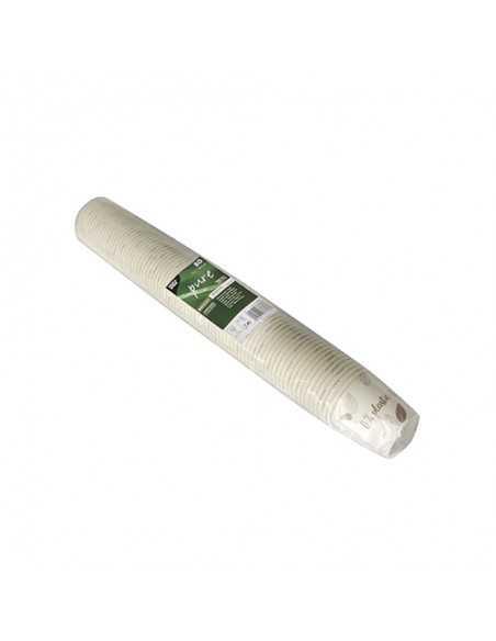 Vasos cartón fibra fresca compostables 100% Pure Zero100ml