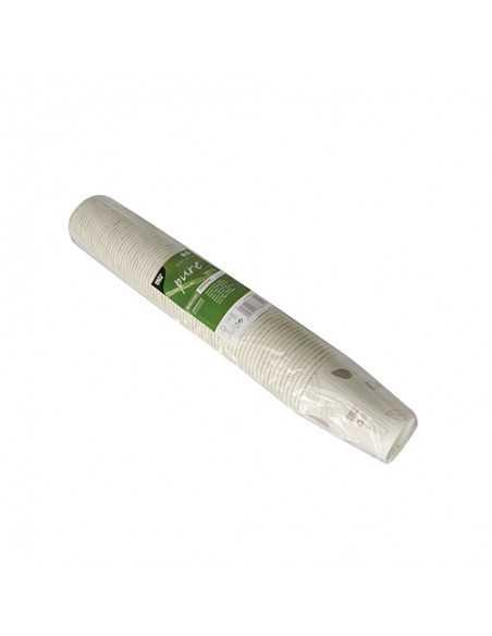 Vasos compostables 100% cartón Pure Zero 180 ml