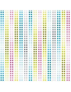 20 Servilletas Impresión Degradado Colores 33x33 cm
