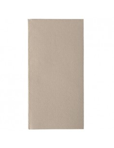 Servilletas de papel gris 40 x 40 cm Royal Collection 1/8